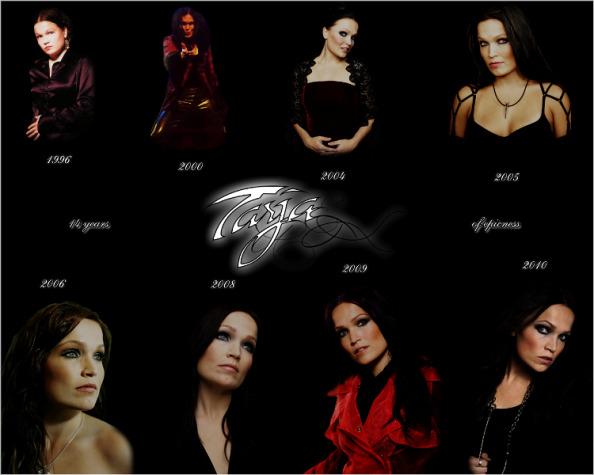 Tarja - Discography (2004-2016)