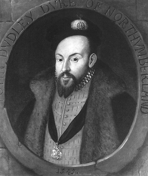 Портрет Джона Дадли. Источник: wikipedia.org